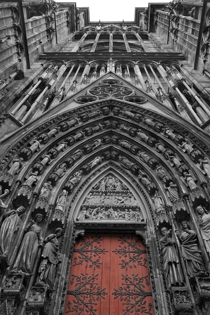 Gothic Architecture And Patterns