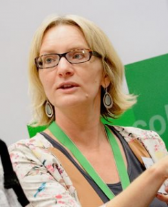 Zoe Osmond, Director of the Green Growth Platform