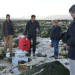 Research filmed for Channel 4's 'Britain at Low Tide'