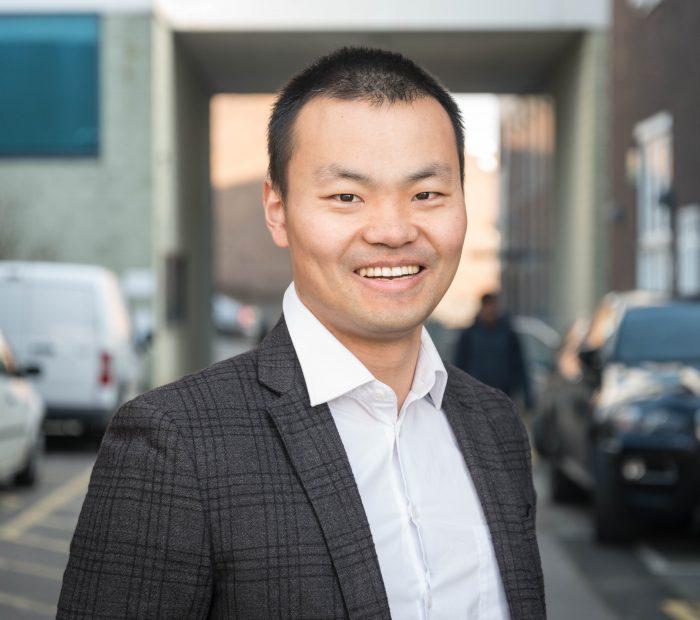 Dr Ruoyu Jin