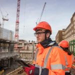 Placement with Bouygues working on Big Build project