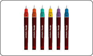 an image of colourful felt-tipped pens