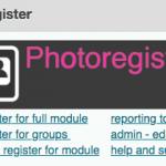 Photo Register