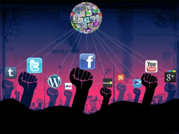 how is technology related to social change