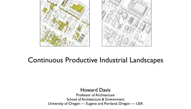 Opening slide from Prof. Howard Davis' presentation at the 26th ISUF (source: Howard Davis 2019)