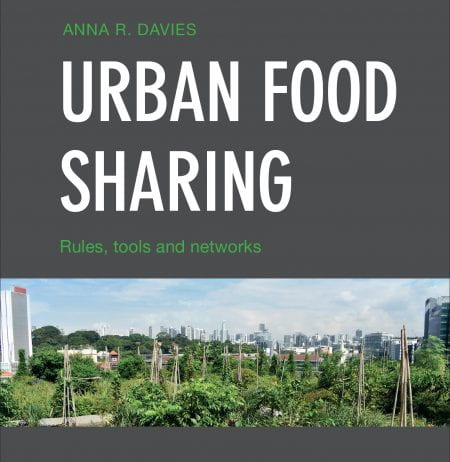 Cover of the publication Urban Food Sharing (source: Anna Davies / Sharecity www 2019)