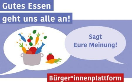 Berlin's Food Policy Council engages the public in its activities. (source: Ernährungsrat Berlin www 2019)