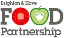 Logo of Brighton & Hove Food Partnership