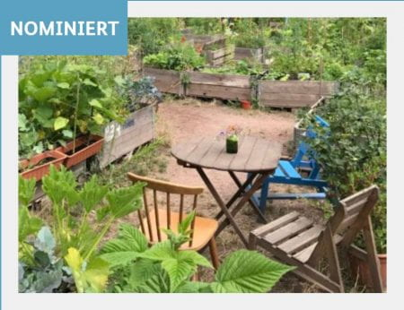 The online platform invites dialogue on and around Berlin's 212 community gardens. (source: Bundespreis Stadtgrün www 2020)