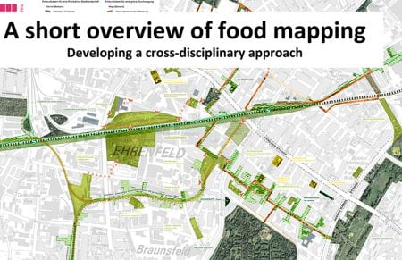 Cover slide of the presentation A short overview of food mapping (source: Bohn and Edwards 2020)