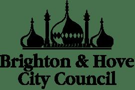 Logo of Brighton & Hove City Council