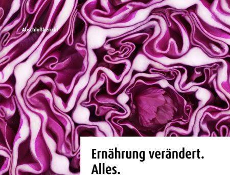 Cover page of the Ernährungsrat's recommendations to state government for the development of the Brandenburg Food Strategy (source: Ernährungsrat Brandenburg www 2021)