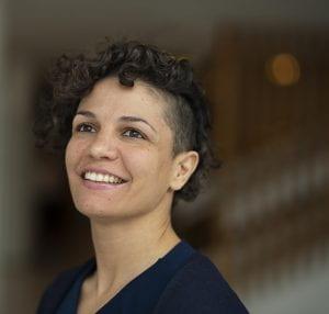 Postdoctoral Fellow Anna Kavoura