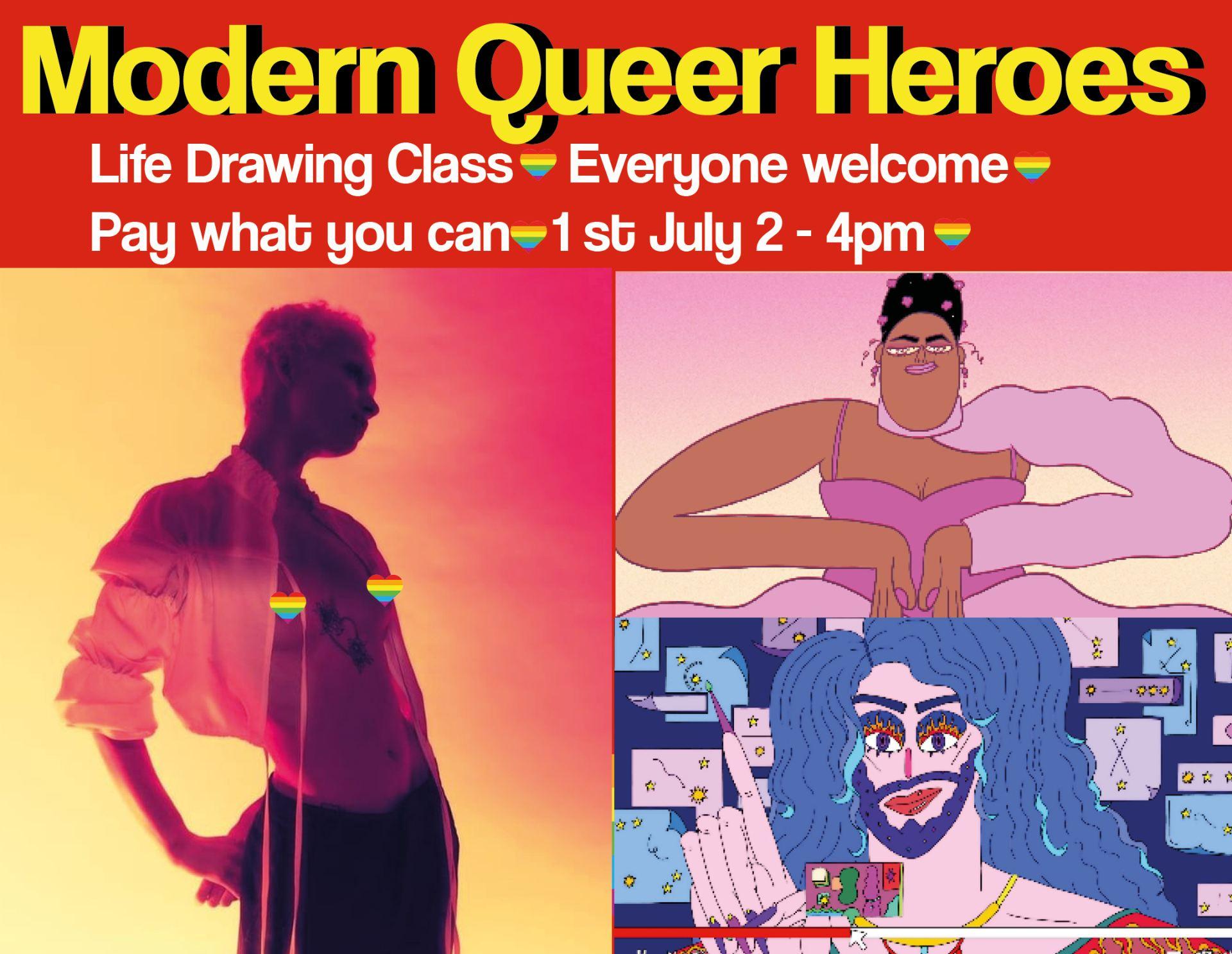 modern queer heros