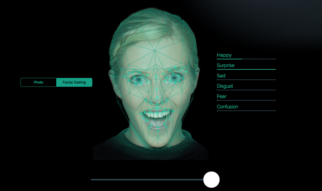 Realeyes Facial Tracking