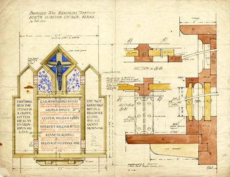 Scanning, Max Gill, Sirpa Kutilainen, University of Brighton Design Archives