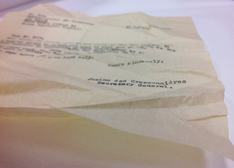 ICSID Archive, University of Brighton Design Archives, Faculty of Arts, Sirpa Kutilainen