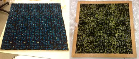 Carpet samples, Design Council Archive, University of Brighton Design Archives, Sirpa Kutilainen