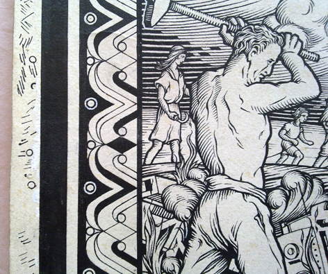 Items of interest, Max Gill, Sirpa Kutilainen, University of Brighton Design Archives