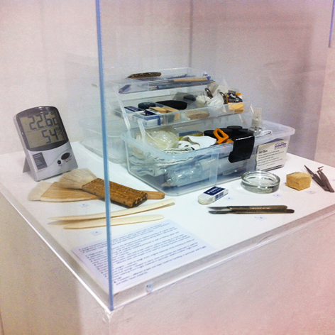 tools display