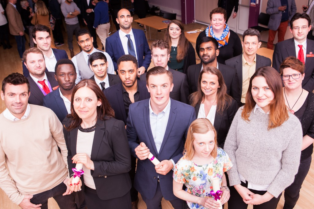 Enterprise Competition Winners 2015