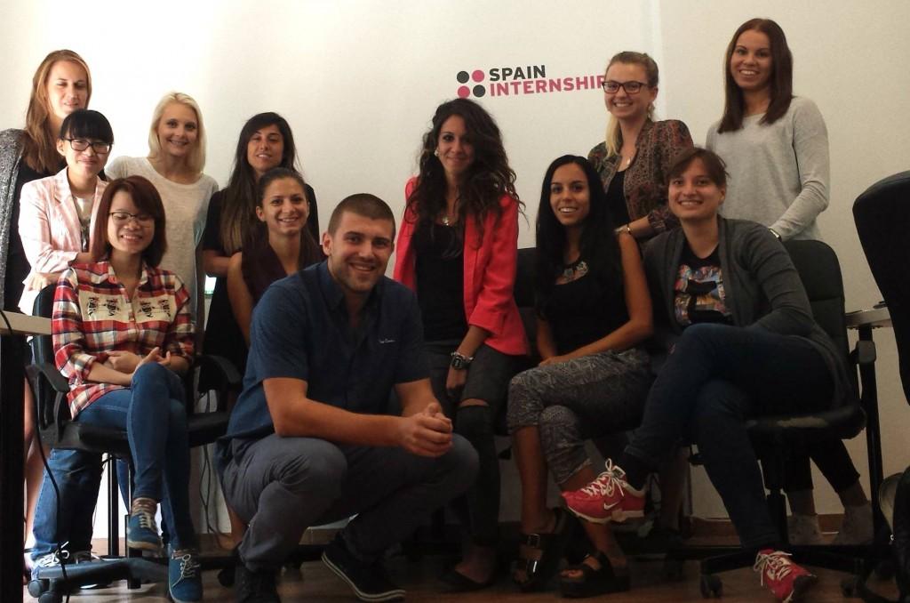 The Spain Internships Team
