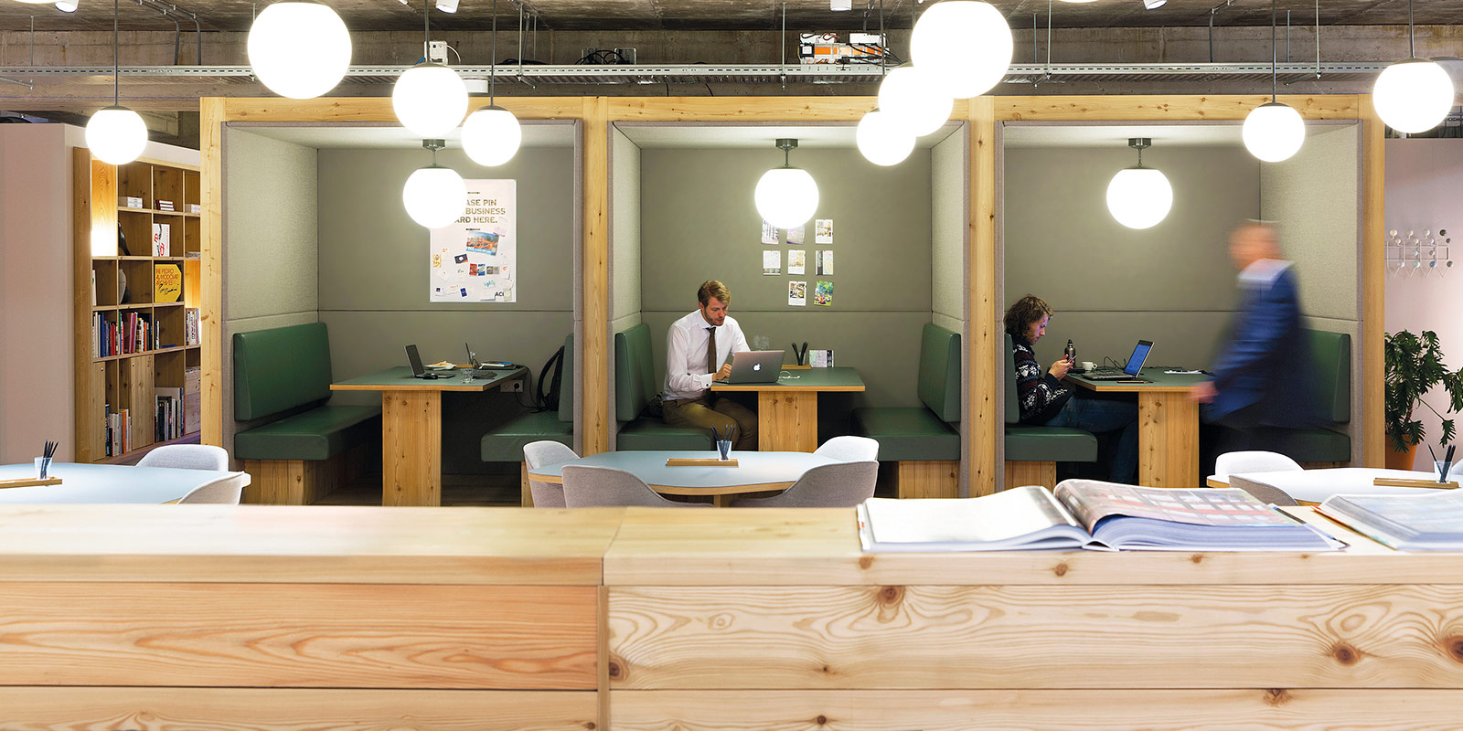 Co working space for artists competition opportunity for Furniture jobs london