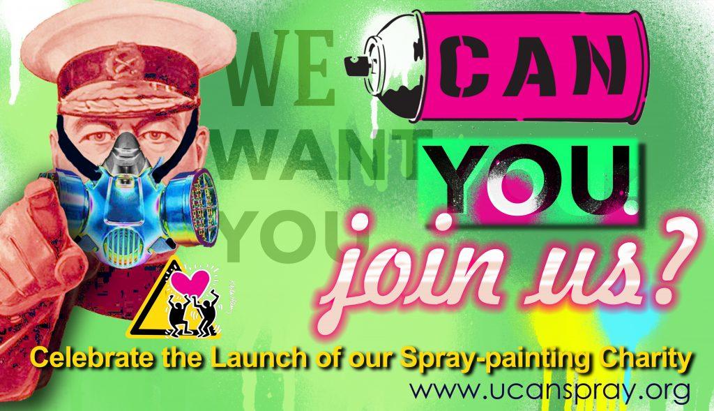 u can spray launch