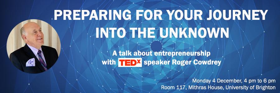 Roger Cowdrey talk