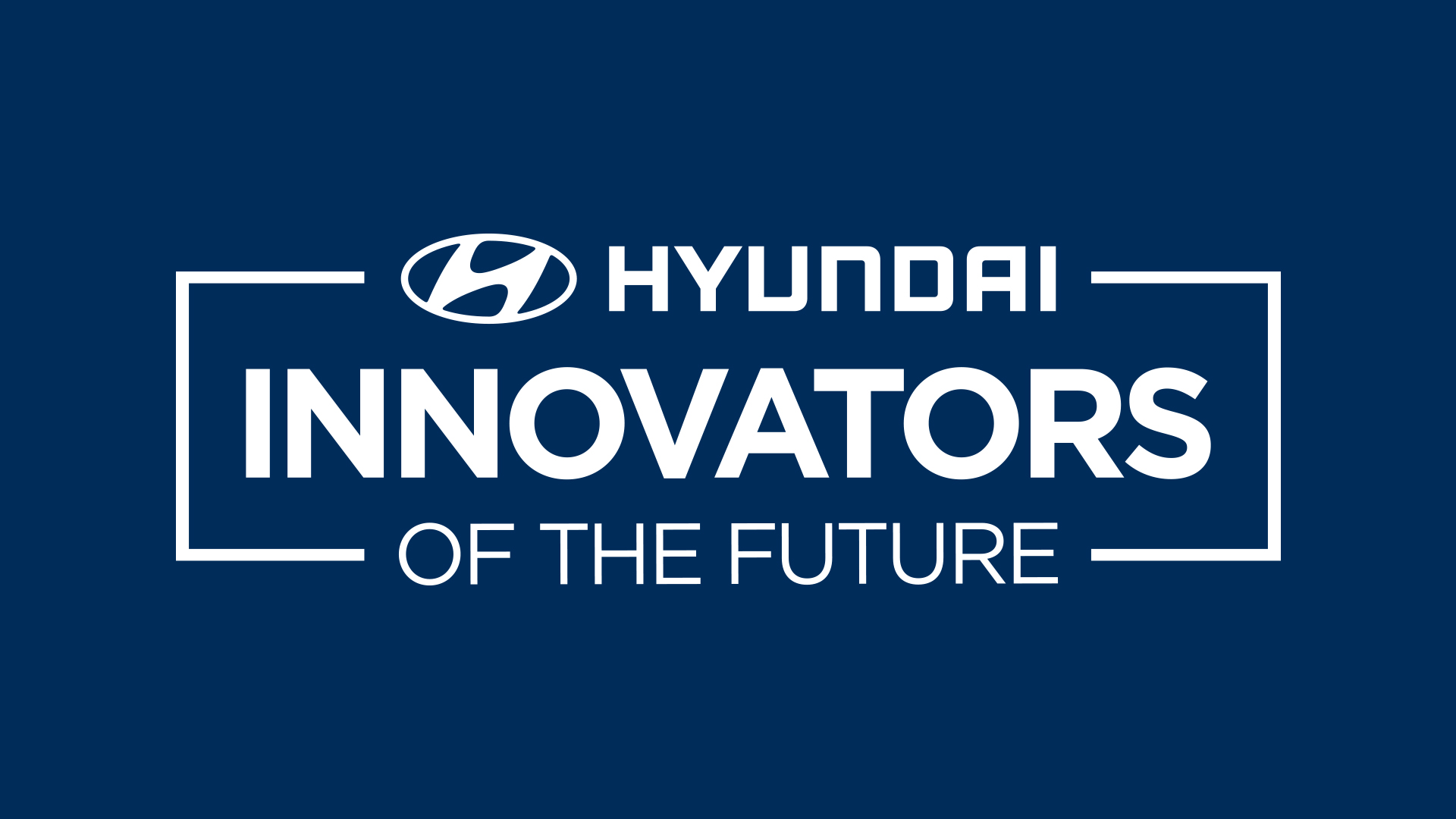 Logo for Hyundai Innovators of the Future competition