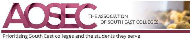 Association of South East Colleges logo