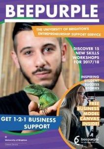 beepurple magazine cover