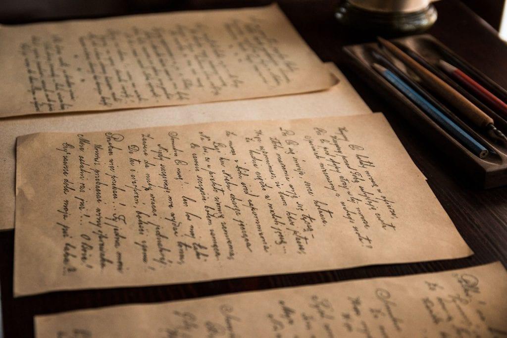 handwritten manuscript image