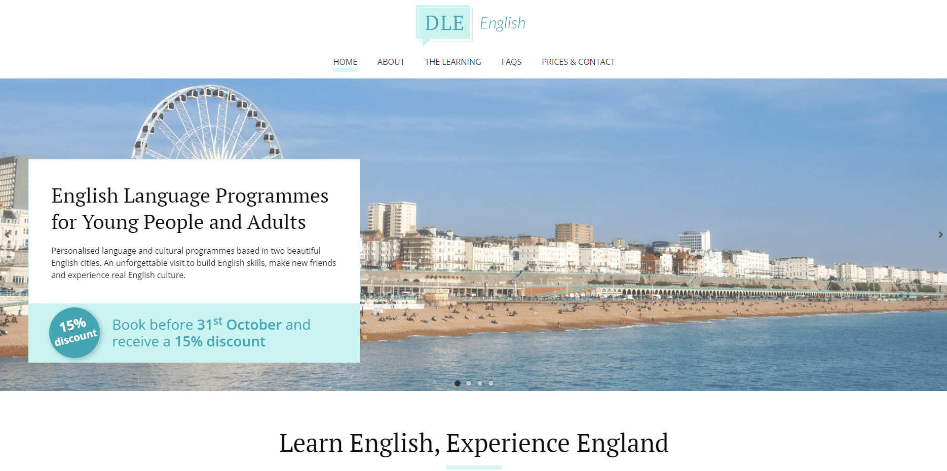dle english language programmes