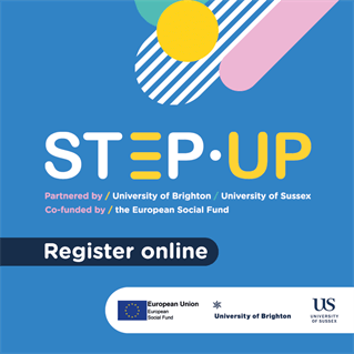 Step-up programme poster