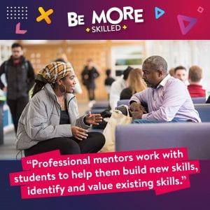 Be More Skilled Week – Mentoring