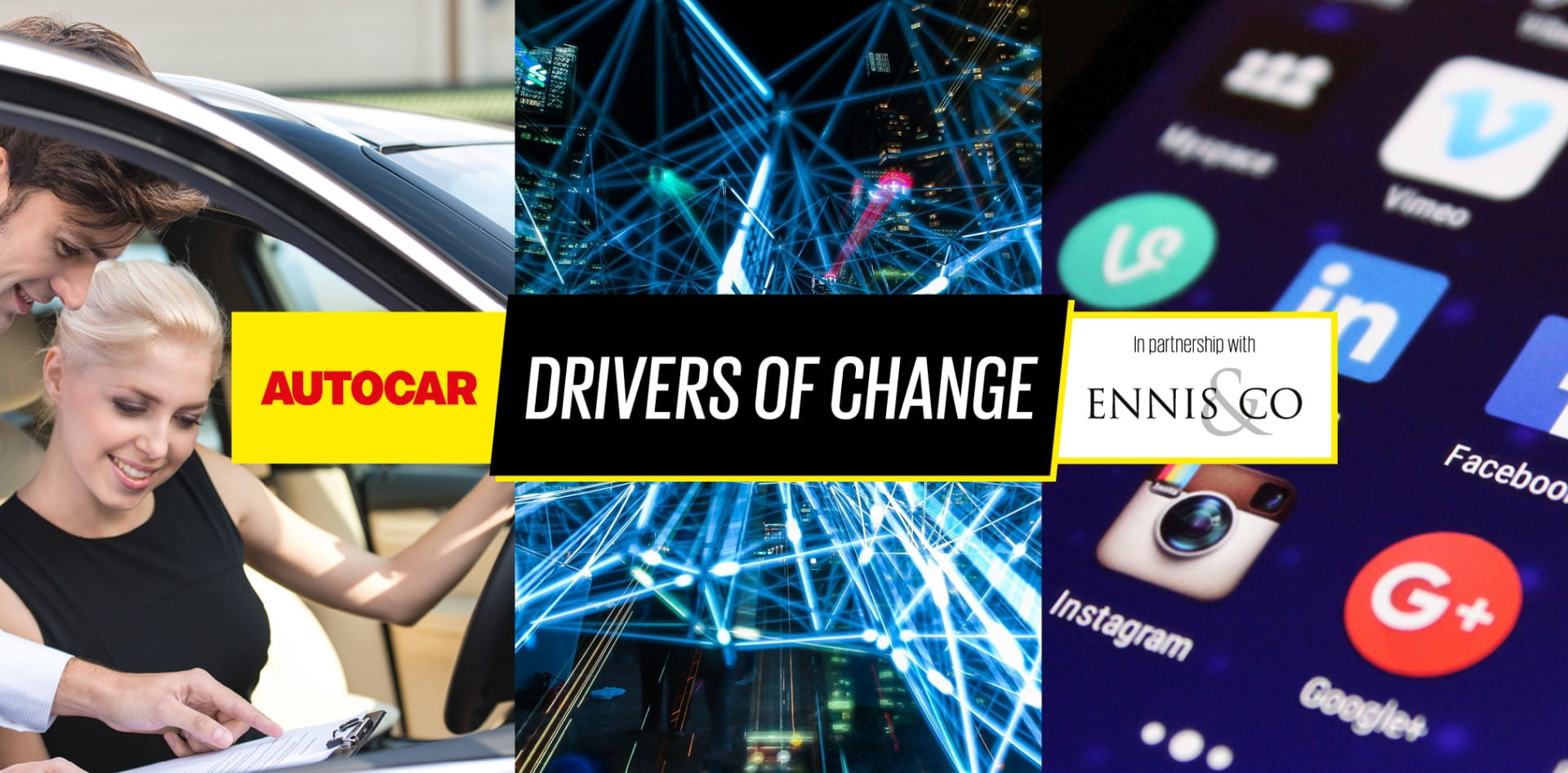 Drivers of Change promotional image