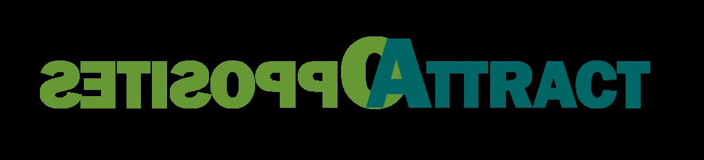 Opposites Attract logo