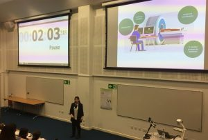 Myrsini Athinaiou presents her 3MT