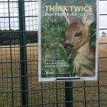 Deer park notice