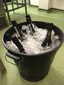 Massive ice bucket