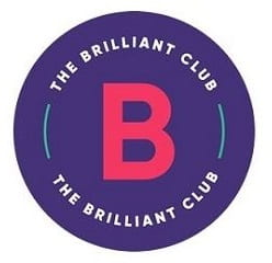 Purple Brilliant Club logo