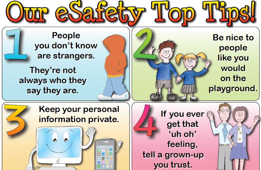 Internet safety tips: