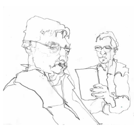 iJade conference sketching