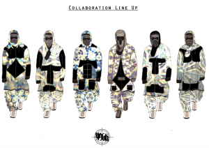 Collaboration Line up