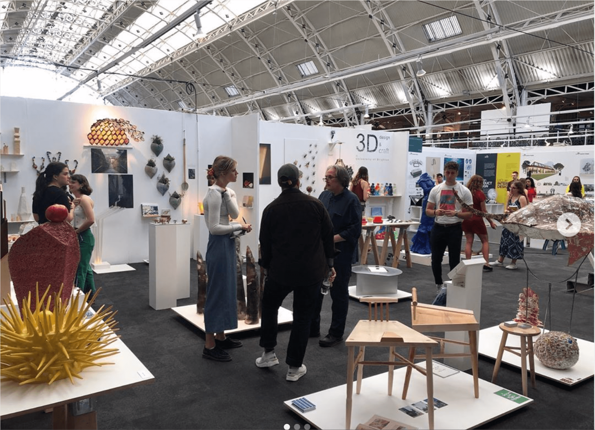 3D Design at New Designers