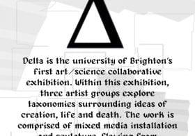 Delta Huxley Building BA Hons Fine Art Critical Practice 15-21st Jan