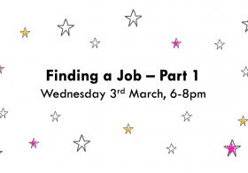 Finding a Job – Part 1 (Fashion, Textiles, 3D, L6 & PG)