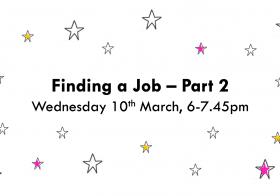 Finding a Job – Part 2 (Fashion, Textiles, 3D, L6, PG)