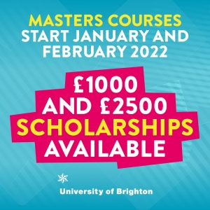Scholarships for international students starting postgraduate studies in January and February
